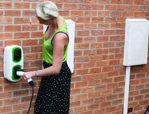 Own an electric car?…..Check out Rolec WallPod's charging range!