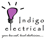 Indigo Electrical Logo